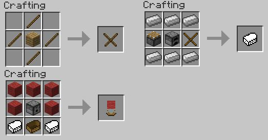 Airship Mod for Minecraft