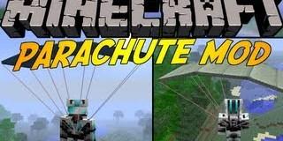 Parachute Mod Minecraft