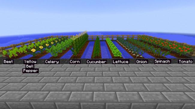 Plant Mega Pack Mod