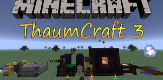 Thaumcraft Mod for Minecraft 1.7.10
