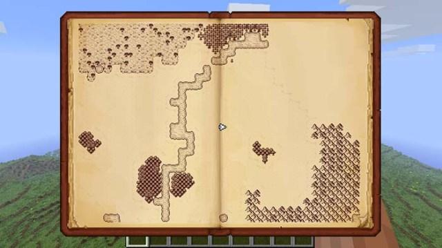Antique Atlas Mod for Minecraft