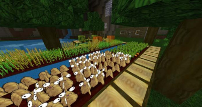 Fun Fest Resource Pack for Minecraft