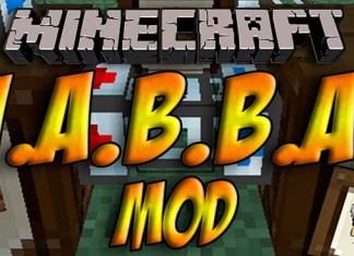 Jabba Mod for Minecraft