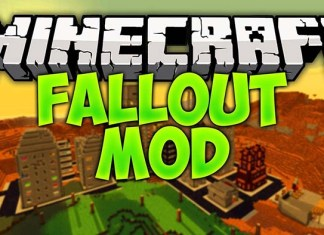 The Fallout Mod for Minecraft