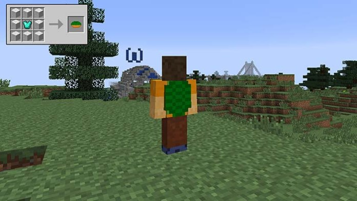Turkey Utility Mod for Minecraft