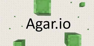 Agar.io Map for Minecraft