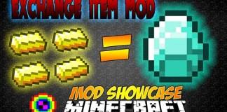 Exchange Orb Mod for Minecraft