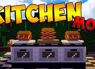 Kitchen Mod for Minecraft
