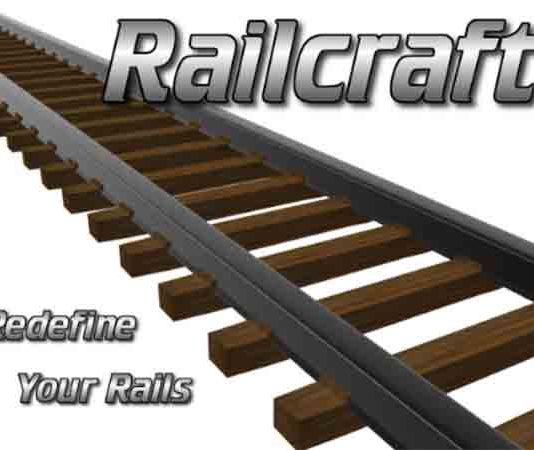 Railcraft Mod for Minecraft