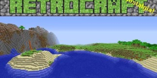 RetroCraft Resource Pack for Minecraft