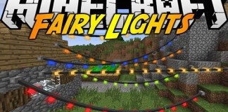Fairy Lights Mod for Minecraft
