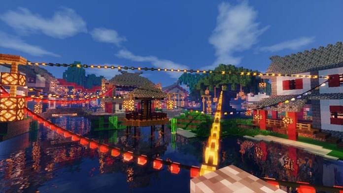 Fairy Lights Mod for Minecraft