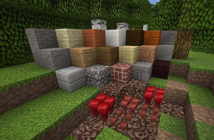 Lithos Resource Pack for Minecraft