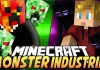 Monster Industries Map for Minecraft
