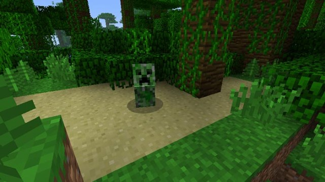 Quicksand Mod for Minecraft