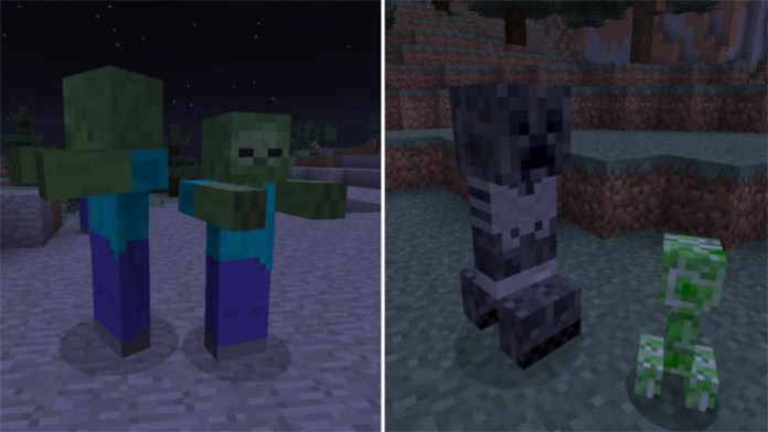 Special Mobs Mod for Minecraft