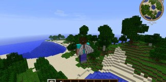 Survival Wings Mod for Minecraft