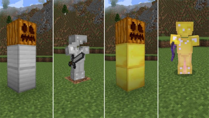 Utility Mobs Mod for Minecraft