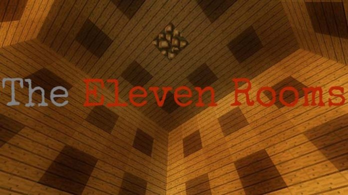 The Eleven Rooms Map for Minecraft
