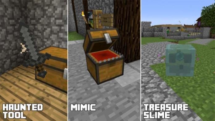 Primitive Mobs Mod for Minecraft