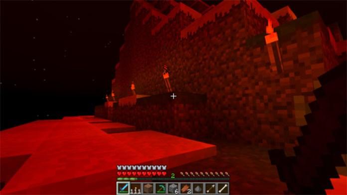 Bloodmoon Mod for Minecraft