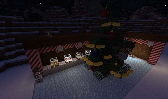 Christmas Festivities 3 Mod for Minecraft