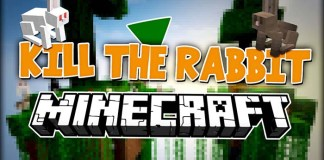 Kill the Rabbit Map for Minecraft