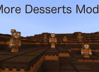 More Desserts Mod for Minecraft 1.7.10