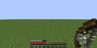 Durability Show Mod for Minecraft 1.8.9