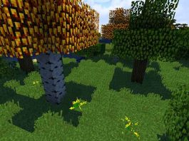 Naturus Resource Pack for Minecraft 1.8.9