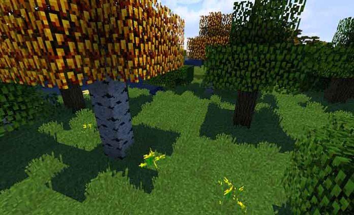 Naturus Resource Pack for Minecraft 1.8.9