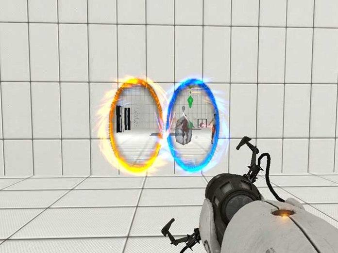 Portal Gun Mod for Minecraft