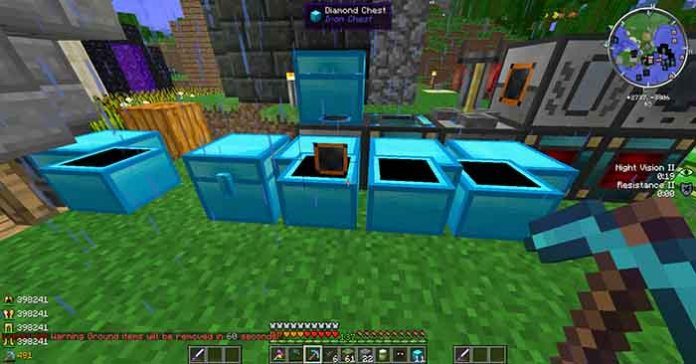 Practicalities Mod for Minecraft