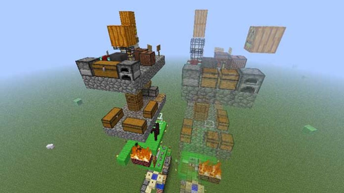 Schematica Mod for Minecraft 1.8