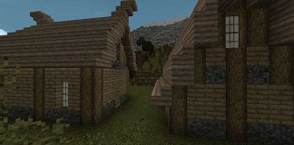 Skyrim Resource Pack for Minecraft 1.8.9