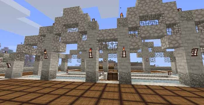 Wolfhound Asian Resource Pack for Minecraft
