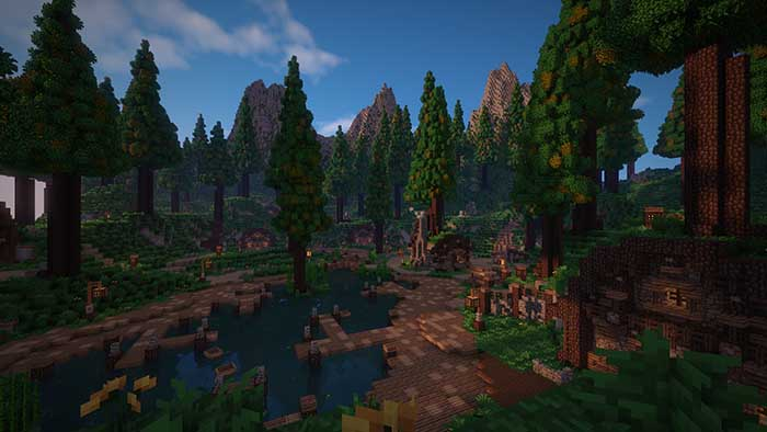 Chocapic13's Shaders Mod for Minecraft 1.8.9