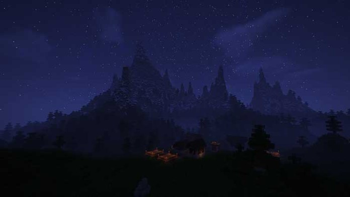 Chocapic13's Shaders Mod for Minecraft
