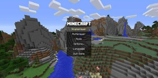Custom Main Menu Mod for Minecraft 1.9/1.8.9/1.8 | MinecraftSide