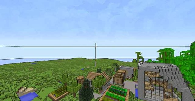 Naelego's Cel Shaders Mod for Minecraft 1.9 | MinecraftSide