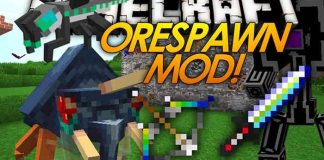 OreSpawn Mod for Minecraft 1.9/1.8.9 | MinecraftSide