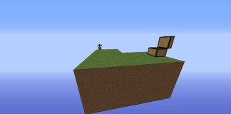 SkyLarge Map for Minecraft 1.9