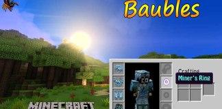 Baubles Mod for Minecraft 1.9/1.8/1.7.10 | MinecraftSide