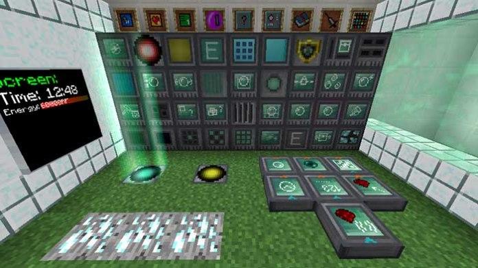 RFTools Mod for Minecraft 1.9.2