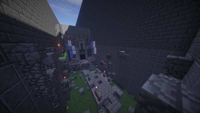 10 Minute Parkour Map for Minecraft 1.9.2/1.9