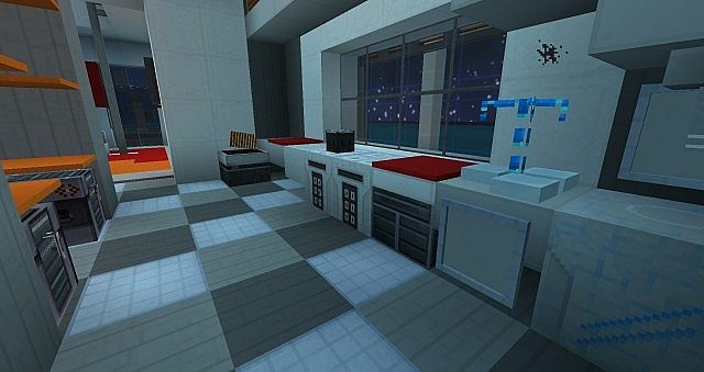 Cyber Optics Resource Pack for Minecraft