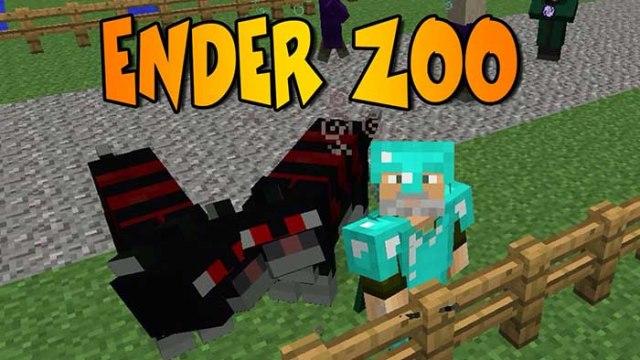 Ender Zoo Mod for Minecraft 1.9/1.8.9/1.7.10   MinecraftSide