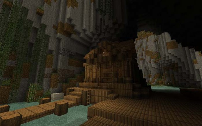 Jungle Ruins Resource Pack for Minecraft