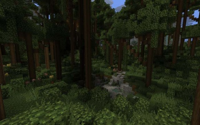 Jungle Ruins Resource Pack for Minecraft 2