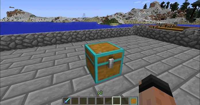 Multi Page Chest Mod for Minecraft
